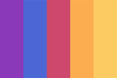 what are colors new instagram colours pt 1 color palette