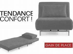 Fauteuil Convertible Une Place : position guide d 39 achat ~ Teatrodelosmanantiales.com Idées de Décoration