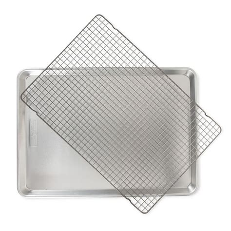 oven safe sheet grid ware nordic piece naturals nonstick nordicware