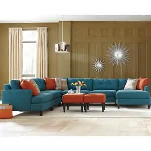 nebraska furniture mart moda  piece blue contemporary