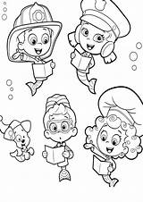 Bubble Guppies Coloring Pages Printable Bubbles Sheets Worksheets Study Guppy Printables Sheet Preschoolers Template Momjunction Preschool Story Classroom Parentune Open sketch template