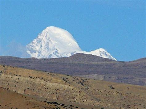 Tibet Kailash 06 Tirthapuri 15 Kamet