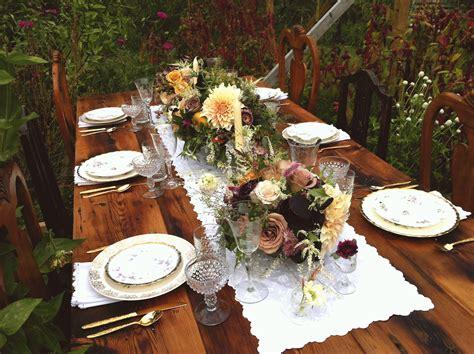 Reclaimed Barnwood Farm Tables Something Vintage Rentals