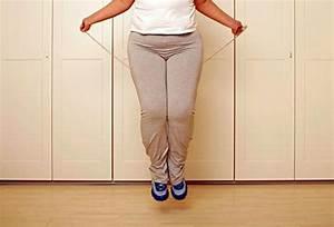 На сколько можно похудеть если прыгать на скакалке неделю