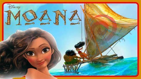 Moana Disney Princess Trailer