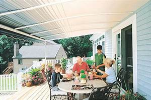 Sunsetter Awning Rainaway Arches For Sunsetter 900xt