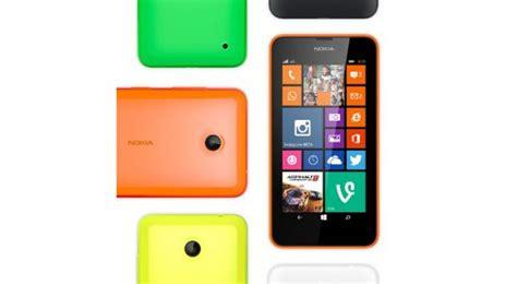 nokia lumia 630 and lumia 635 with windows phone 8 1