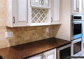 4x8 White Subway Tile Backsplash by Travertine Tile Backsplash Photos Amp Ideas