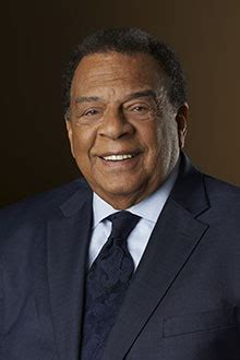 civil rights icon humanitarian andrew young  deliver