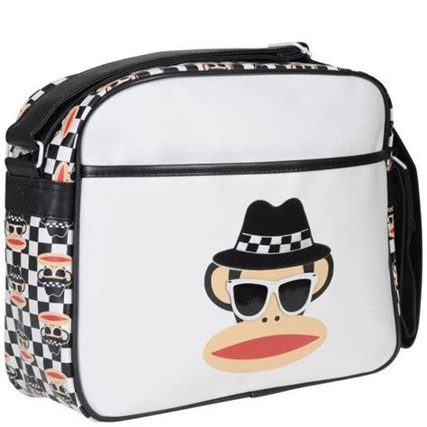 Paul Frank Beep White paul frank cap sunglasses collage messenger bag white