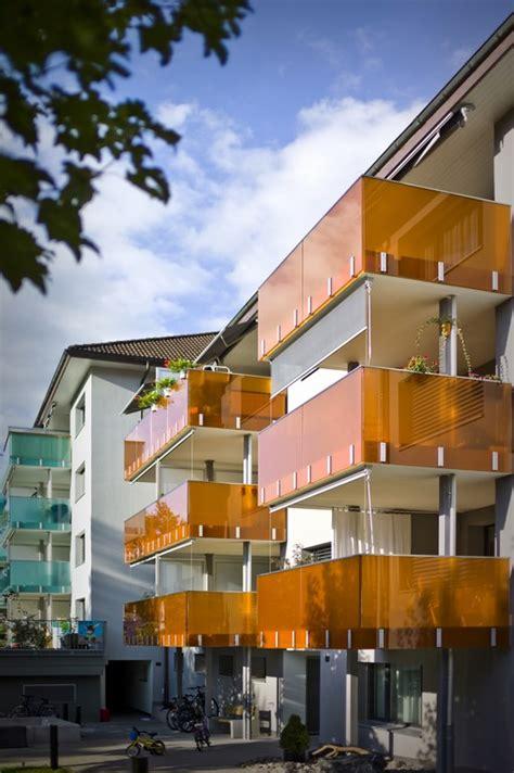 Renovation apartment buildings Stundenmatt | Vanceva ...