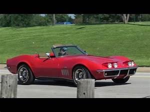 Corvette C3 Stingray : 1969 corvette stingray c3 convertible youtube ~ Medecine-chirurgie-esthetiques.com Avis de Voitures