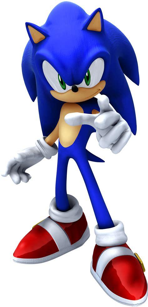 Sonic the Hedgehog 2006 Models