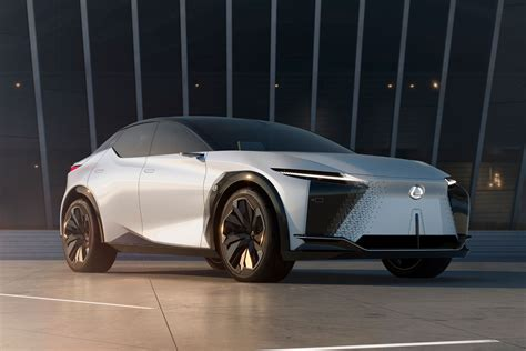 Lexus' LF-Z Electrified concept offers a peek at upcoming ...