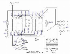 Siemens Overload Relay Wiring Diagram