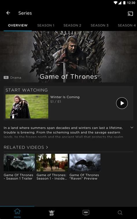 hbo apk   entertainment app  android