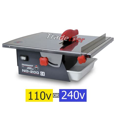 tile saw cutter rubi nd 200 saw electric tile cutter select voltage