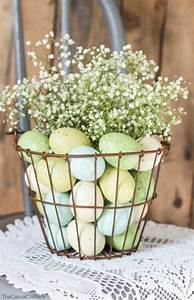 20 rustic centerpieces for easter shelterness