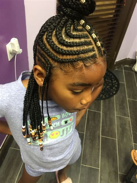 she used flat twists to create fabulous summer curls on