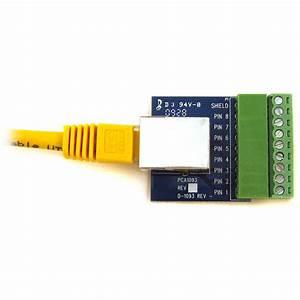 Comnet Rj45 Connector Breakout Wiring Kit Rj45bk B U0026h Photo