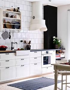 Tapis De Cuisine Ikea : cuisine campagne d couvrez toutes nos inspirations elle d coration ~ Teatrodelosmanantiales.com Idées de Décoration