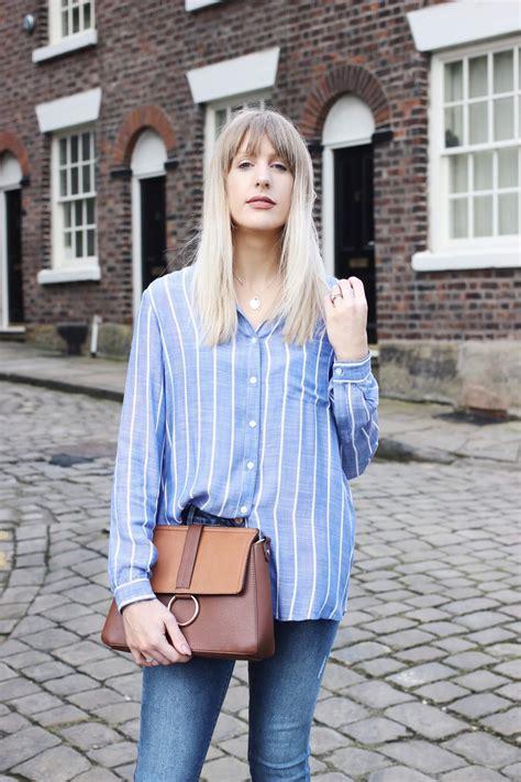 matalan hero stripe shirt uk fashion blog