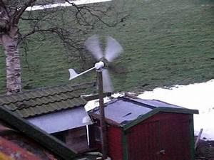 Windgenerator Selber Bauen : eigenbau windrad mit nabendynamo und rohrfluegel homemade wind turbine with shimano hub dynamo ~ Orissabook.com Haus und Dekorationen