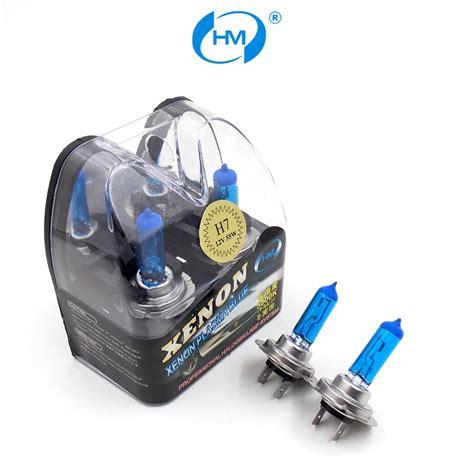 le h7 12v 55w 28 images h7 12v 55w xenon cool blue 01 h7blb chromeworld h7 headlight bulb
