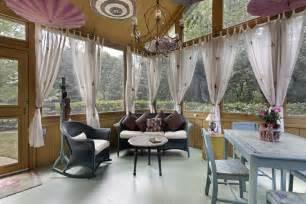 Rideau Veranda Interieur by Rideau V 233 Randa Et Voilages Ext 233 Rieurs Pour Rafra 238 Chir L Espace