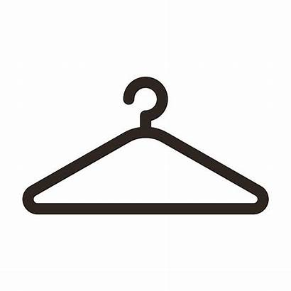 Hanger Clipart Icon Vector Illustration Clothes Rack