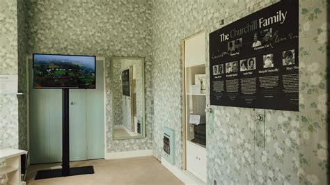 Explore inside the house at Chartwell   National Trust