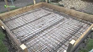 Fundament Und Bodenplatte : fundament legen betonieren teil 2 bewehrung und betonieren youtube ~ Whattoseeinmadrid.com Haus und Dekorationen