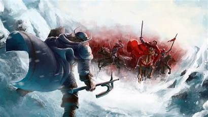 Viking Wallpapers Desktop Backgrounds Fantasy Cool Computer