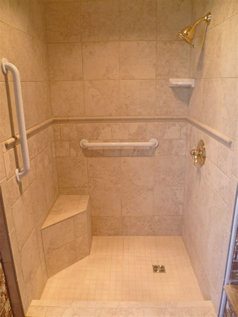 Freedom Brass Shower   Traditional   Bathroom