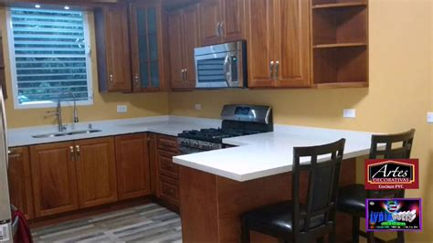 gabinetes en pvc puerto rico cocinas en pvc puerto rico