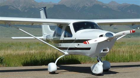 light sport aircraft for jabiru j250