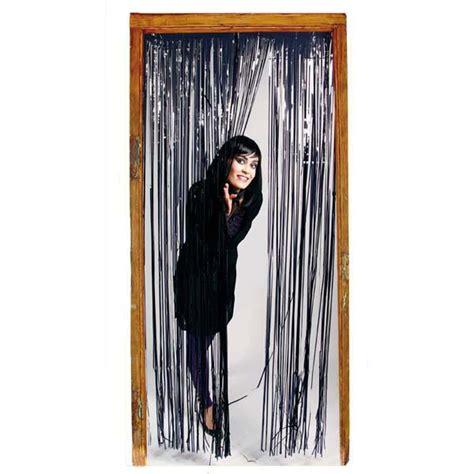 Vorhang Vor Tür by Schwarzer T 252 R Vorhang 2 M G 252 Nstig Kaufen Bei Partydeko De