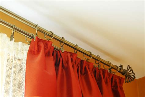 Decorative Traverse Curtain Rod With Cord by Curtain Rod Glossary Cafe Rods Swing Rods Tension Rods