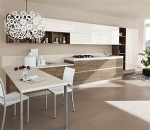Cucine Moderne Composizioni Cucine Moderne Ispirazioni Design dell'architettura Moderna