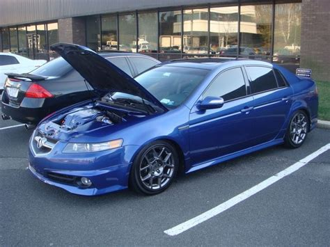 Acura Tl Type S Acura Tl Type S Blue