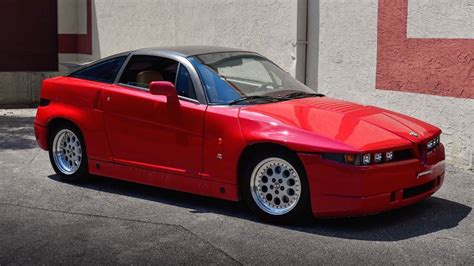 Alfa Romeo On Ebay by 1990 Alfa Romeo Sz Ebay Find Is A Beautiful