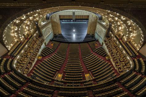 door chicago capacity auditorium theatre arenanetwork
