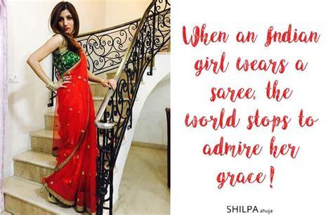 saree quotes  instagram   traditional