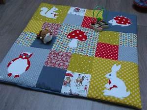 Comment coudre un tapis d eveil for Tapis enfant avec coudre un canapé en cuir