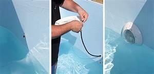 Eclairage Sans Branchement Electrique : eclairage piscine sans branchement ~ Melissatoandfro.com Idées de Décoration