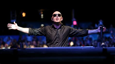 wallpaper pitbull top  artist  bands singer
