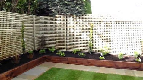 lanscaping contract  garden design  foxrock