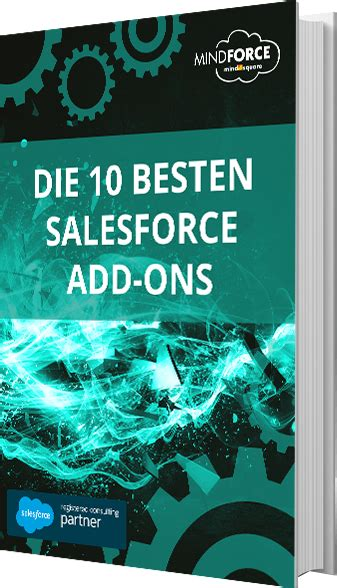 Ebook Die 10 Besten Salesforce Addons Mindsquare