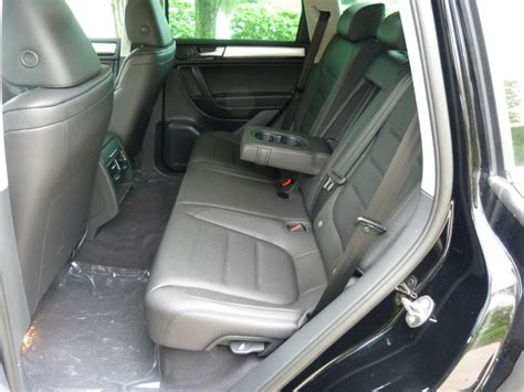 Touareg 3rd Row Seat by Review 2011 Volkswagen Touareg Vr6 The About Cars