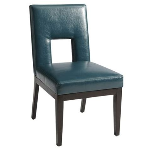 bal harbor dining chair teal for the home